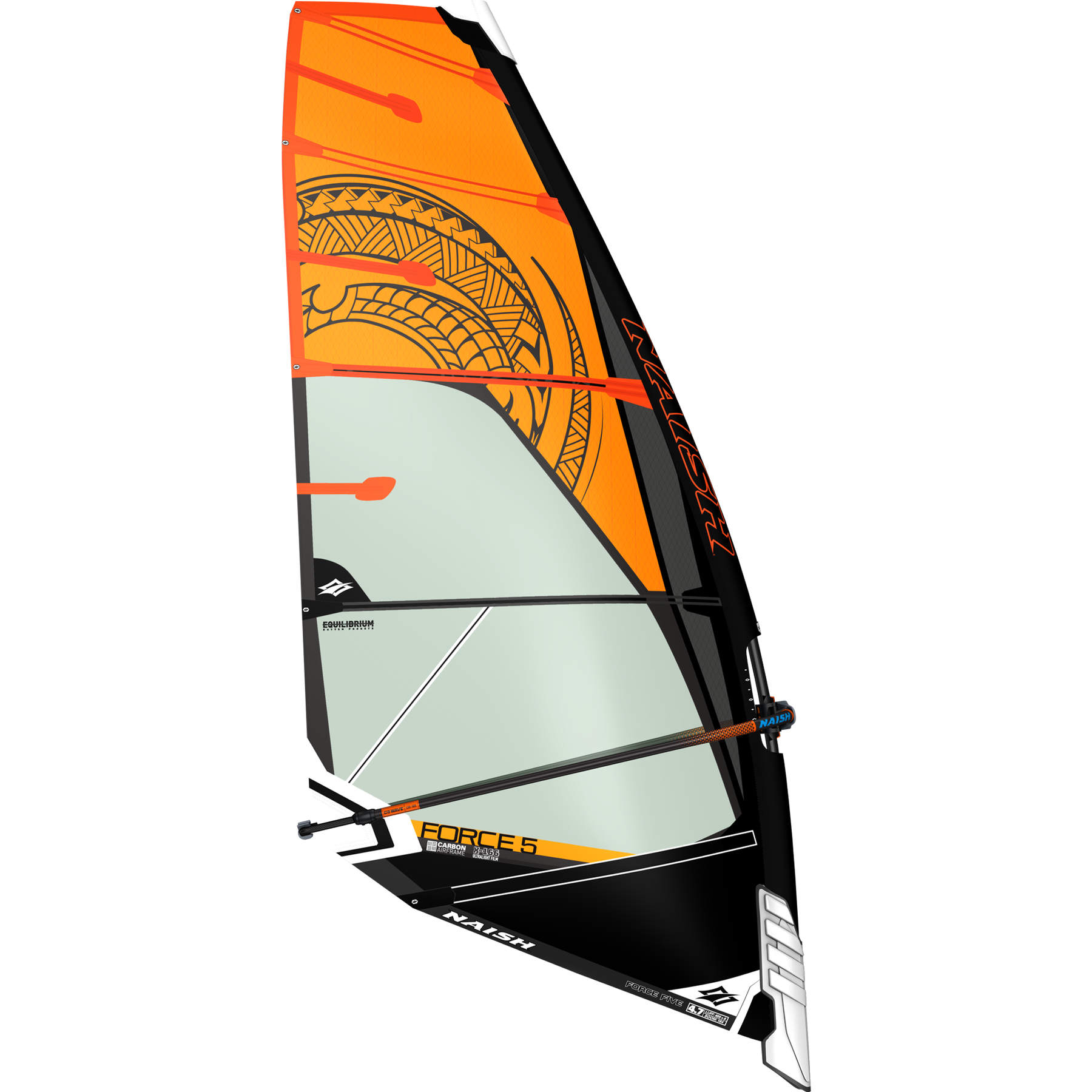2021 S25 Naish Force V Windsurfing Sail