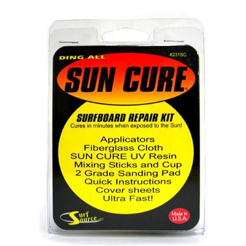 Sun Cure Polyester Ding-All Repair Kit-Big Winds