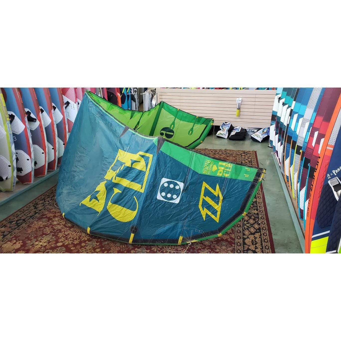 USED 2014 North Dice 6m B- condition $249.00-Big Winds