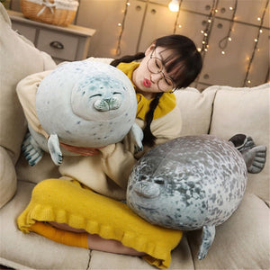 Chubby Seal Pillows