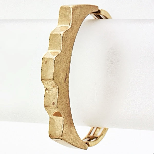 Gold Antika Bangle