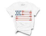 """Arrow Flag"" Tee"