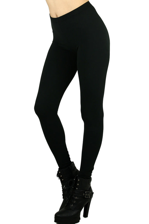 Plus Size Leggings - Solid Colors!