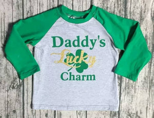 """Daddy's Little Charm"" Shirt"
