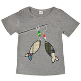 Boy's Boutique Fishing Shorts Outfit