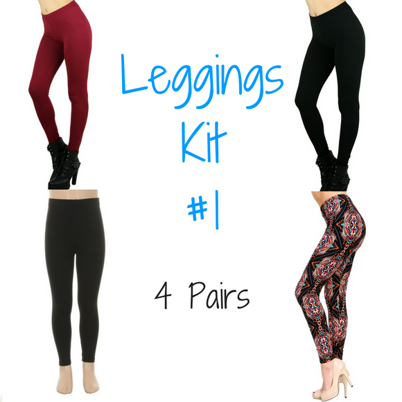 Affiliate Leggings Kit #1