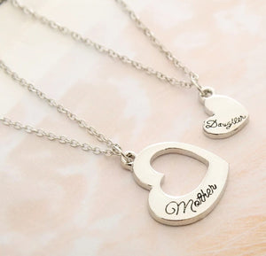 Mother/Daughter Matching Necklace Set