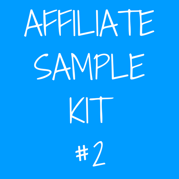 Affiliate Sample Kit #2