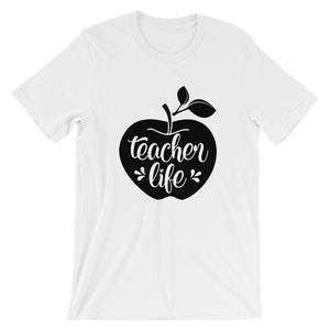"""Teacher Life"" Tee - MANY COLORS!"