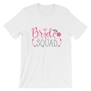 """Bride Squad"" Tee - MANY COLORS!"