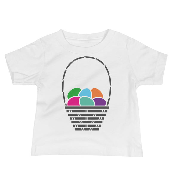 Easter Basket Infant Tee - MANY COLORS!