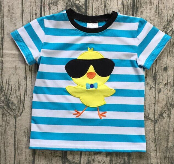 Boy's Chick with Sunglasses Shirt