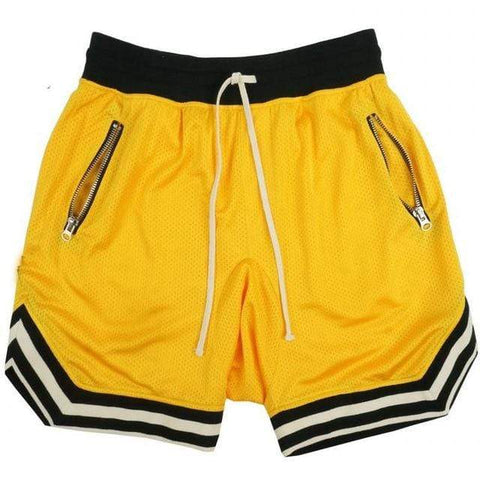Victius Pro Jaune / M Short Fitness 23377006-yellow-m
