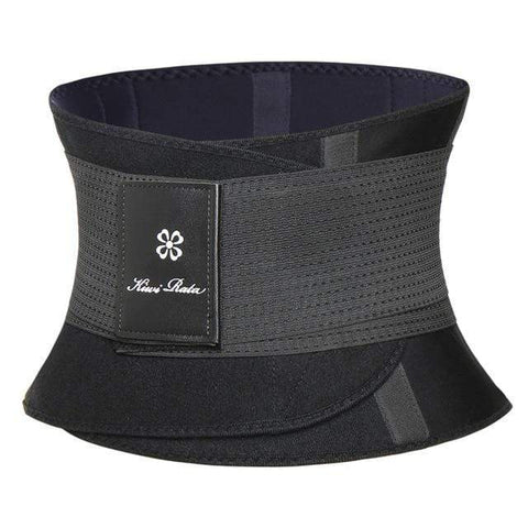 Victius Pro Noir / L / China Ceinture Amincissante 3309342-black-l-china