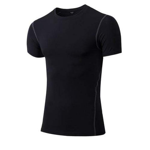 Victius Pro Noir / S T-shirt de compression 4541781-1003black-s