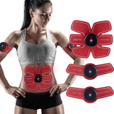 Victius Pro Pack Stimulateur musculaire FIT Victius Pro 16356492-3in1-set-red
