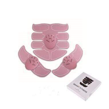 Victius Pro Pack Stimulateur musculaire Rose 15933841-3-in-1-pink