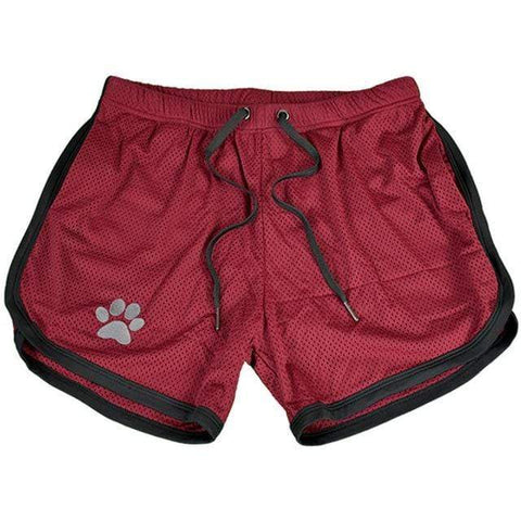 Victius Pro Rouge / M Short Fitness 16288221-red-m