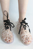 BUBBLE LACE UP SHOES