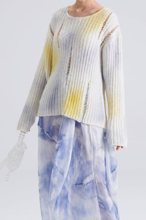 Bubble Knit Jumper