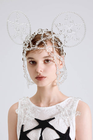 Bubble Mouse Headpiece