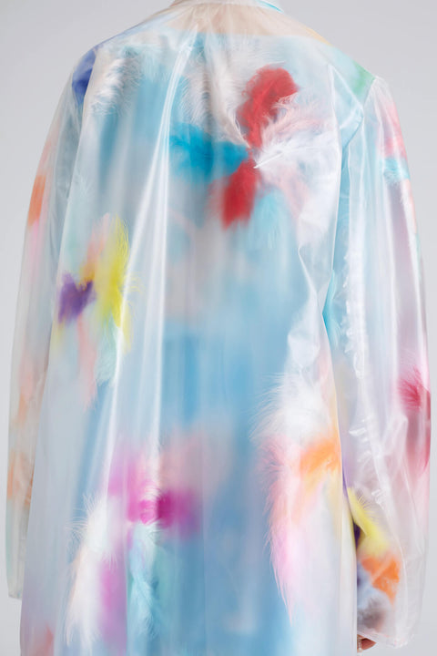 Feather Raincoat