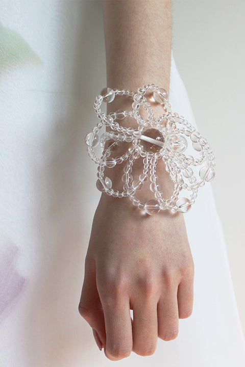 BUBBLE FLOWER BRACELET