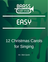 12 Christmas Carols for Singing