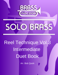 Reel Technique Volume 3 Intermediate Duet Book