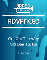 Get Out the Way Old Dan Tucker