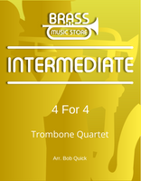 4 For 4 - Trombone Quartet