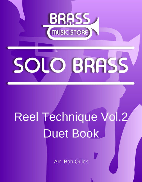 Reel Technique Volume 2 - Duet Book
