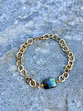 Load image into Gallery viewer, Labradorite Classic Bracelet