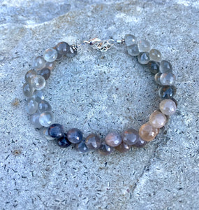 Mixed Moonstone Bracelet