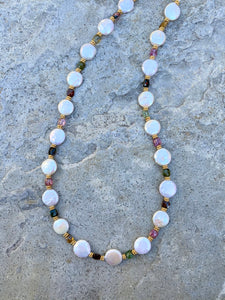 Not-your-mother's-pearl Necklace