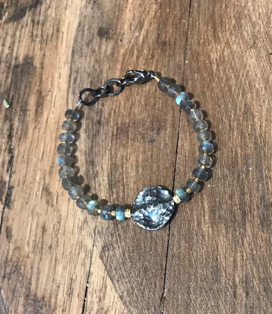 Shades of Gray Bracelet