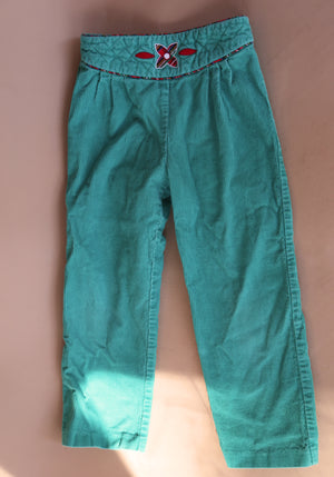 70´s Retro Cord Pants size