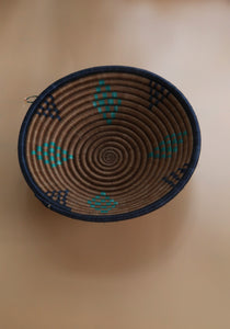 African handmade Braided Basket