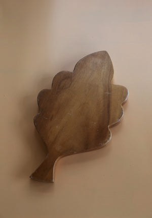 Leaf Cutting Board