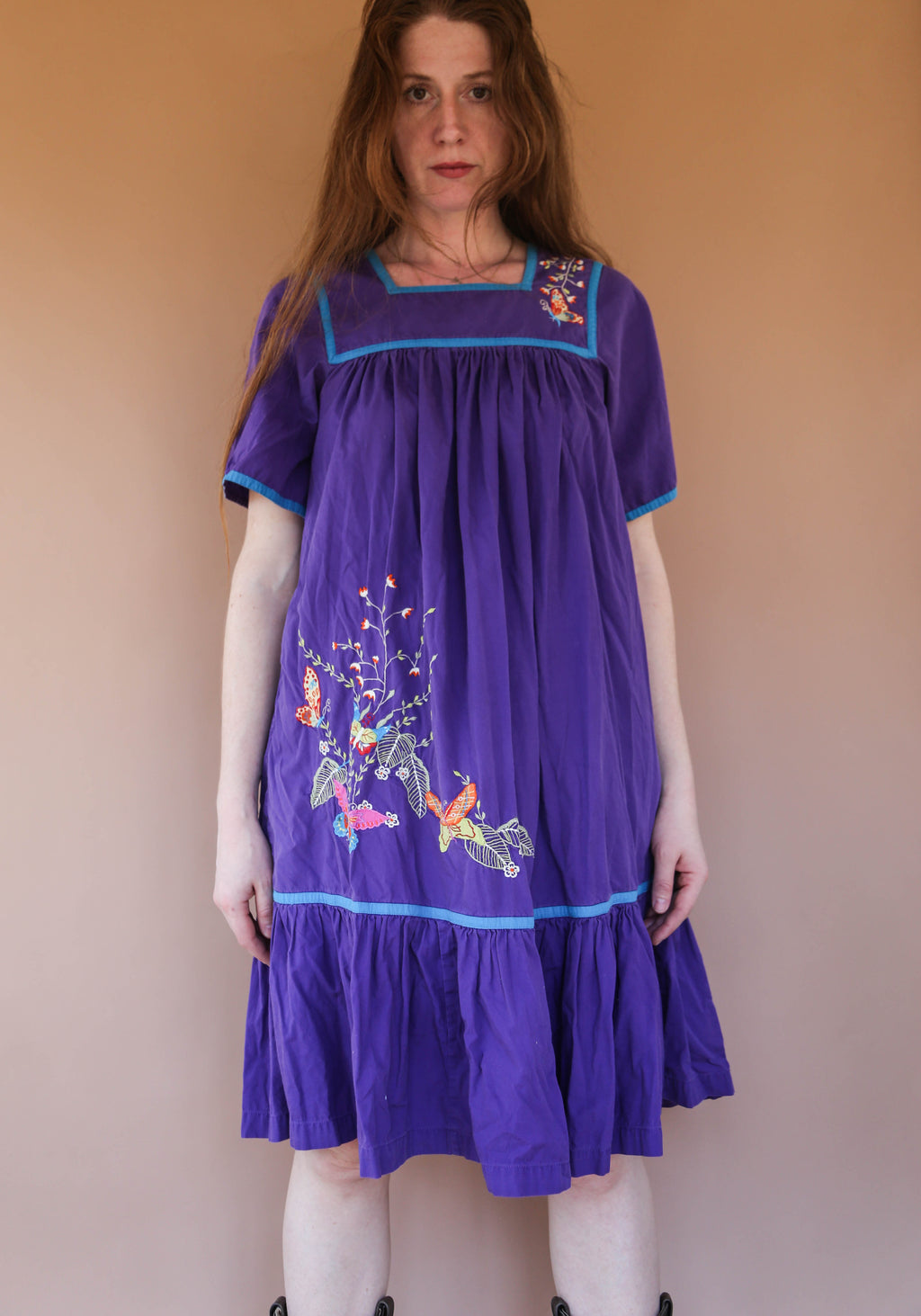 70´s Mexican Dress