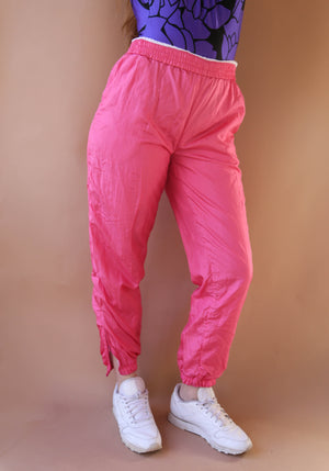 90´s Pink Dance Jogger