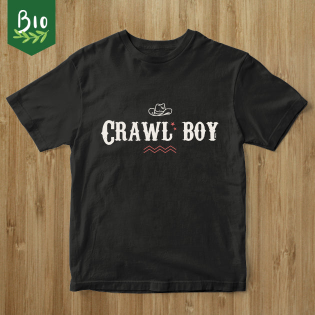 "T-shirt enfant natation ""Crawl boy"""