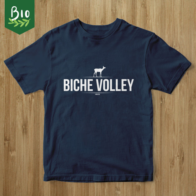"T-shirt enfant volley-ball ""Biche volley"""