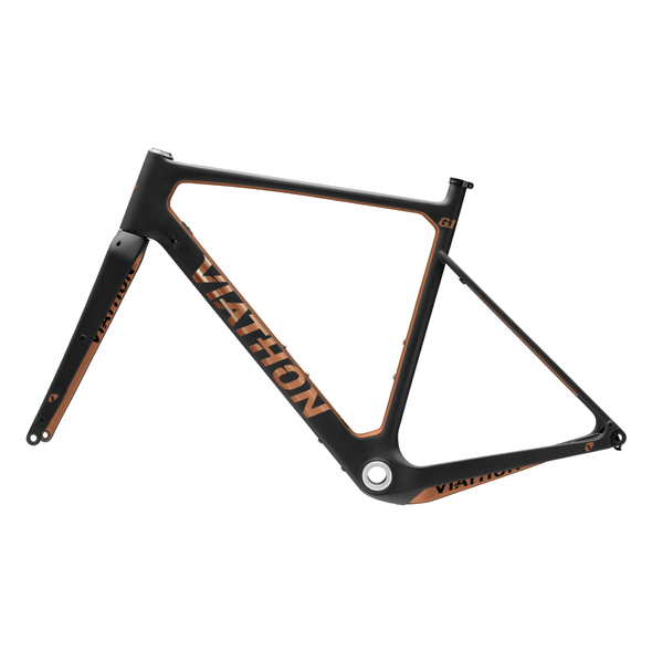 Viathon Bicycles G.1 Frameset copper