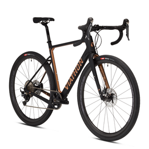 Viathon Bicycles G.1 gravel bike with Shimano GRX 800 groupset