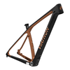 Viathon Bicycles M.1 Frameset copper