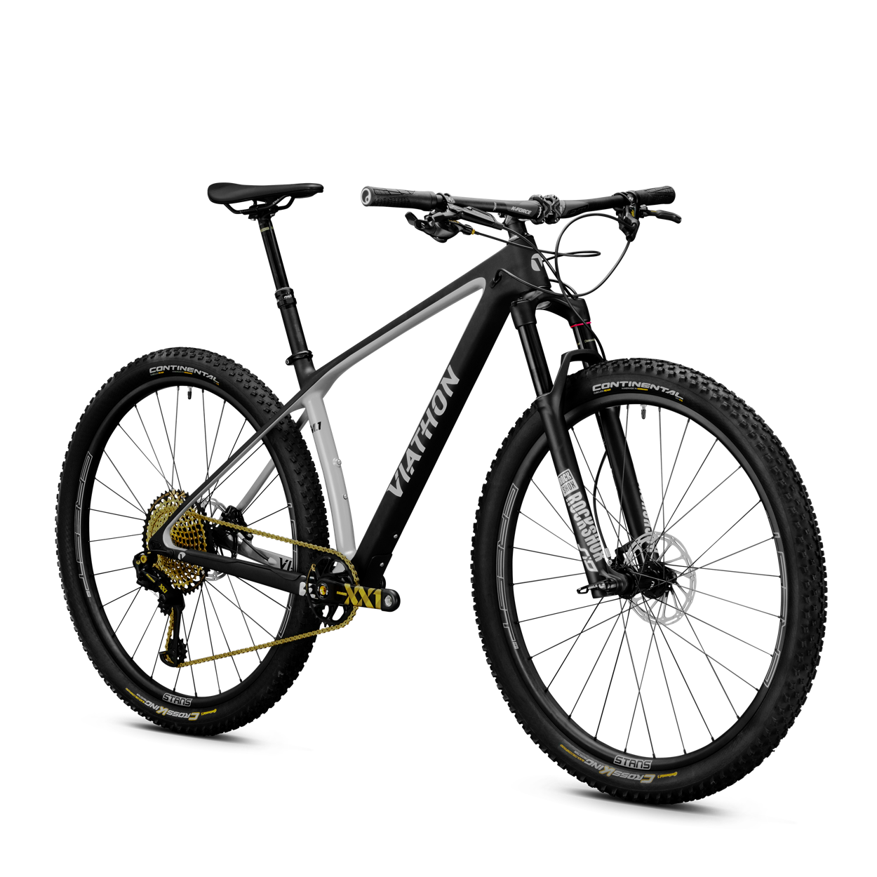 43dc9488913 Viathon Bicycles | M.1 Mountain Bike | SRAM XX1 Eagle Equipped
