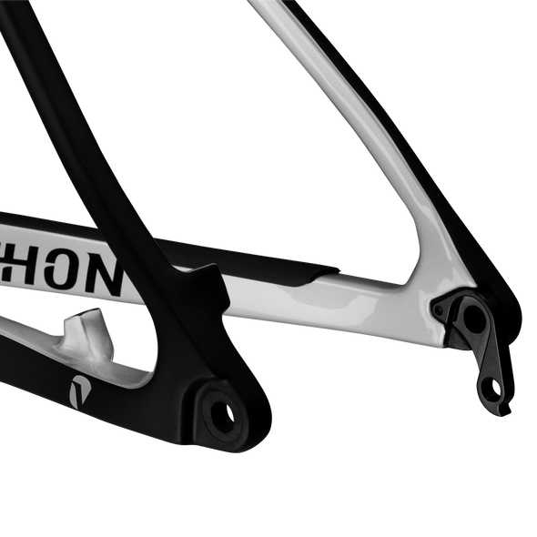 Viathon Bicycles M.1 Frameset silver