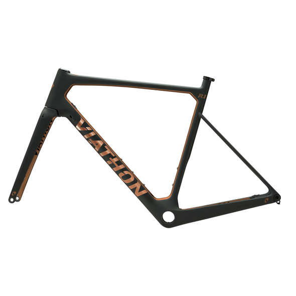 Viathon Bicycles R.1 Frameset copper