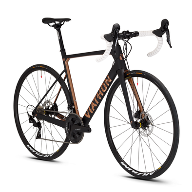 Viathon Bicycles R.1 road bike with Shimano 105 groupset